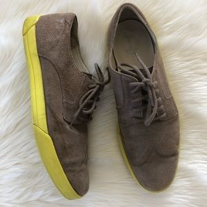 Cole Haan Nike Air Oxford Sneakers Size 13